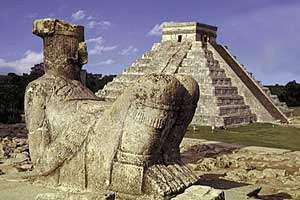 History of the complex mayan civilization